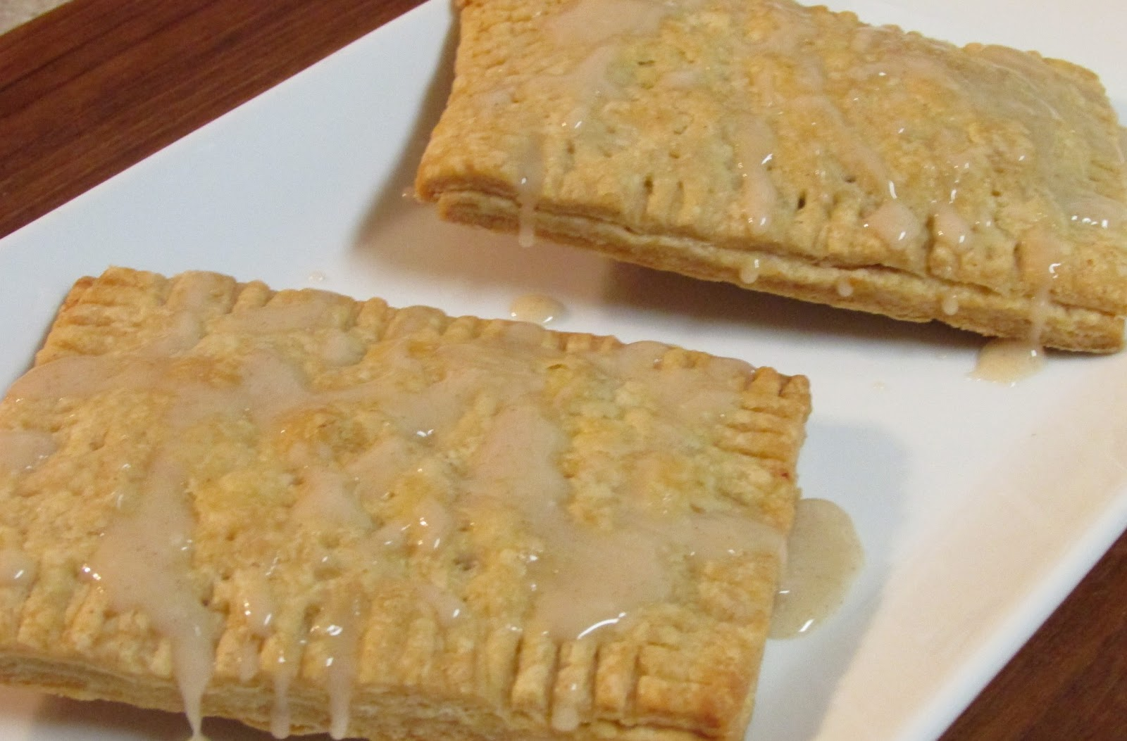 Baker Becky: Brown Sugar Cinnamon Pop Tarts