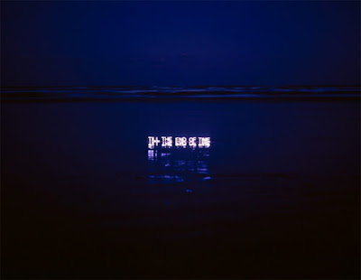 Glowing Text Installations by Lee Jung Seen On www.coolpicturegallery.us