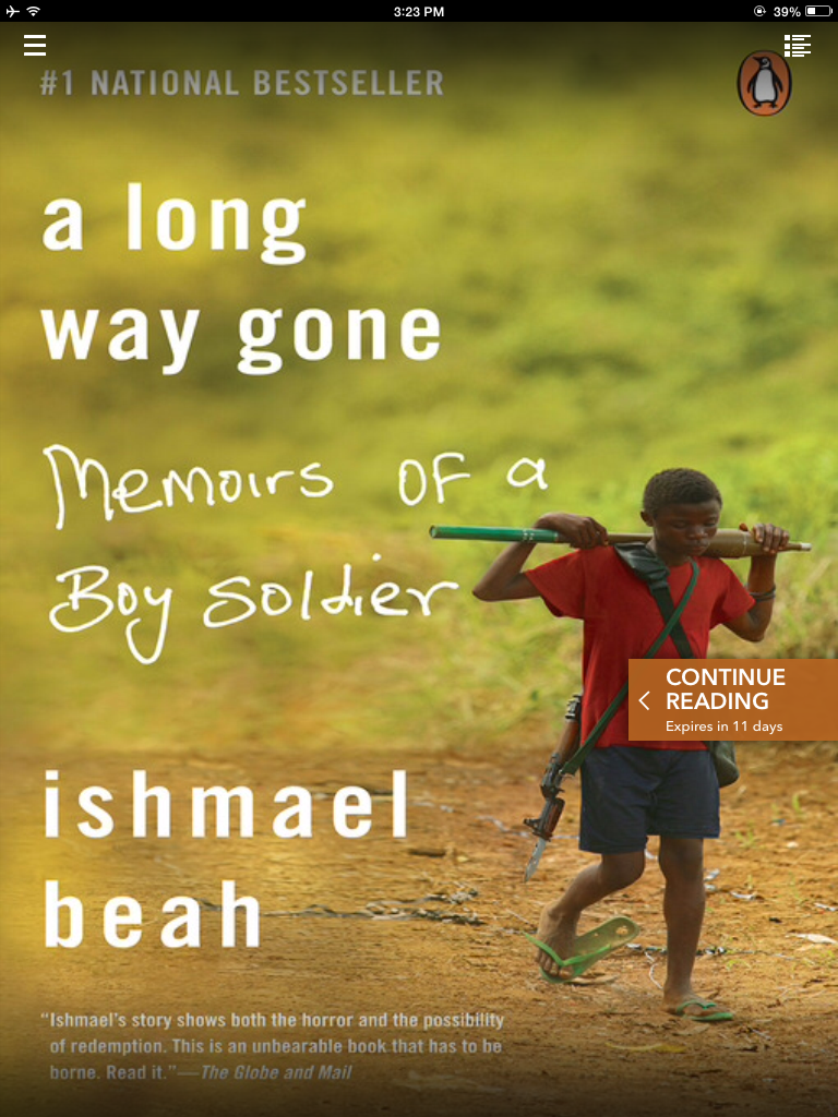 a long way gone book review Unforgettable story of young boy forced to become a killer read common sense media's a long way gone: memoirs of a boy soldier review, age rating, and.