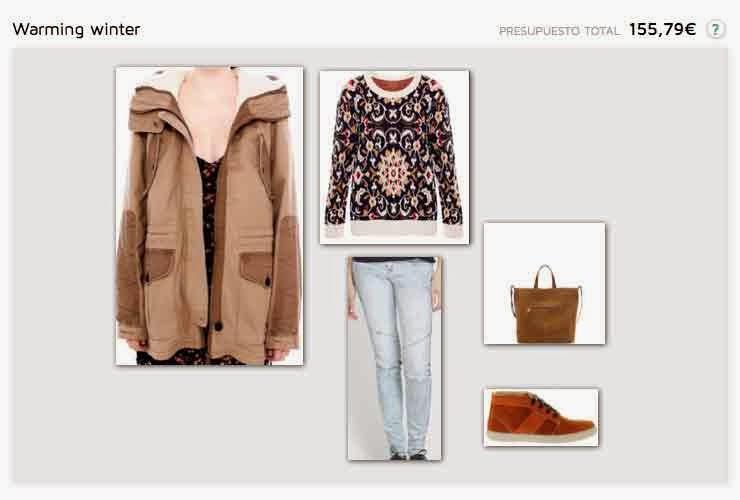 Combinación de Personal shopper online