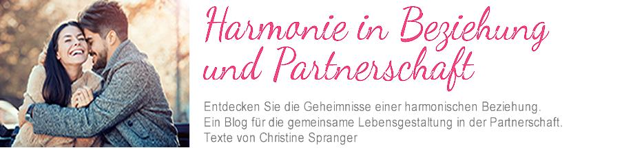 Harmonie in Beziehung und Partnerschaft