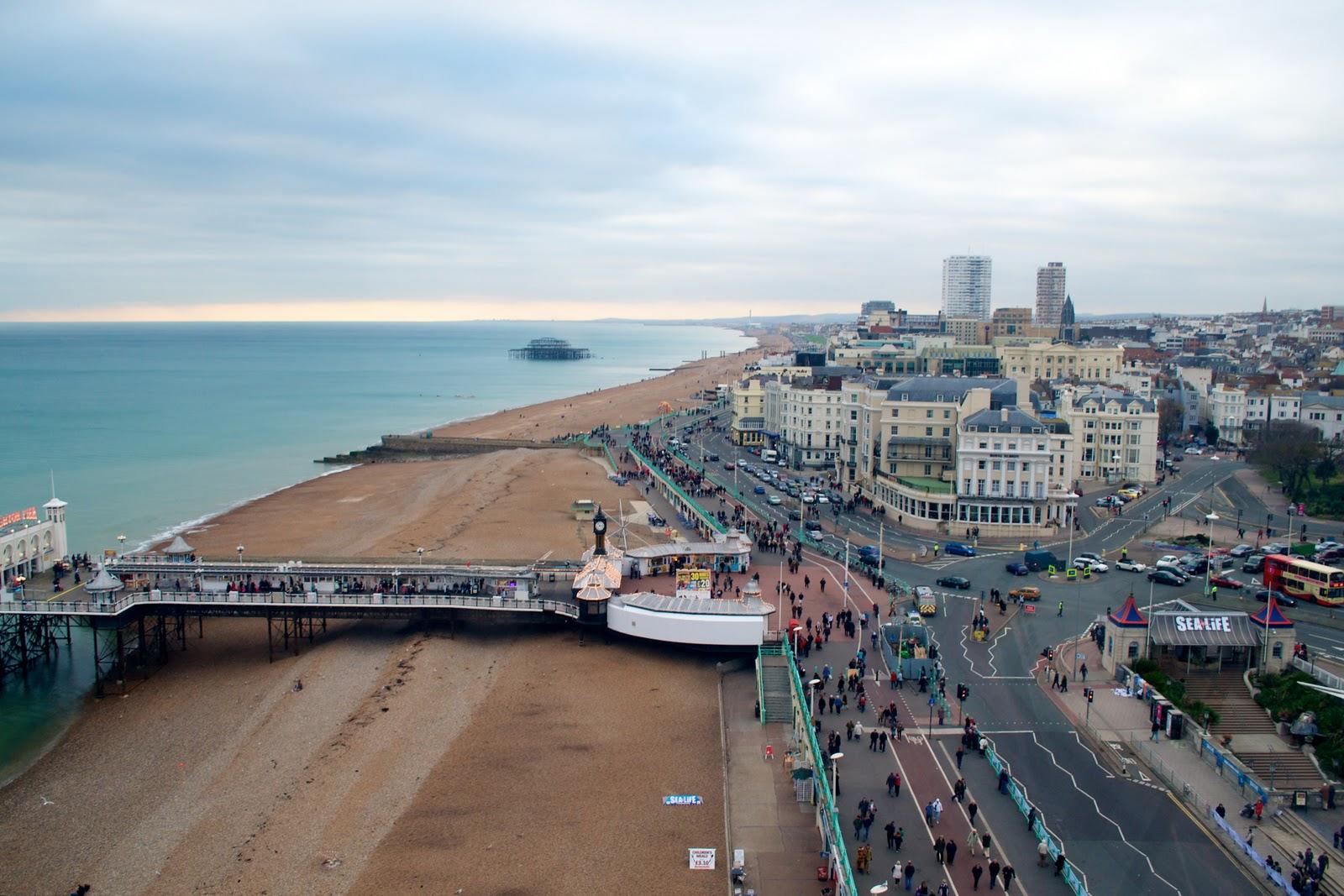 Brighton daily photo november 2011 for The brighton