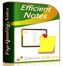 Efficient Notes 3.50 Free + Portable Offline Installer