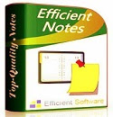 Efficient Notes 3.50 Free + Portable Offline Installer
