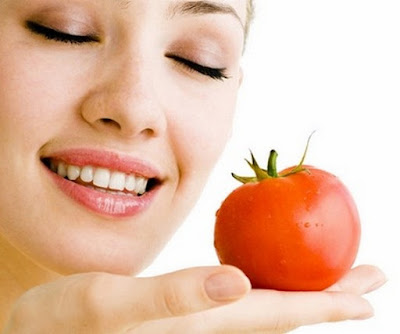 The effectiveness of Tomato Facial Scrub to Clean Your Skin