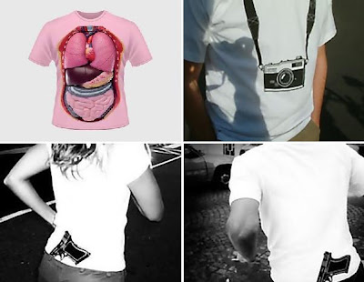 Cool and Creative T-Shirt Designs (18) 6