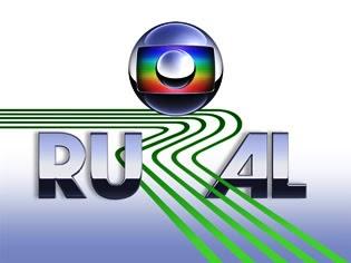 Apresentadora globo rural