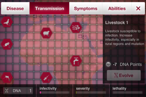 how to get genetic mimic in plague inc