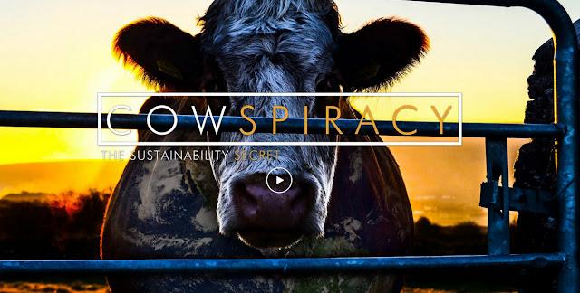 Η συνωμοσία της αγελάδας το μυστικό της βιωσιμότητας!!!