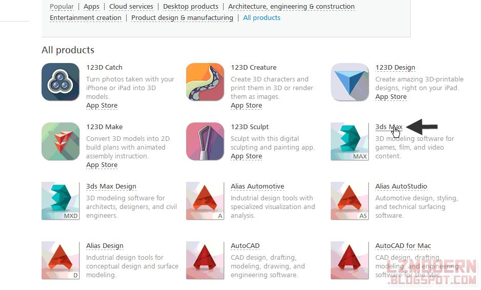 Download AutoCAD, 3ds Max, Fusion 360, Maya, & Autodesk Lainnya Beserta Lisensinya Secara Gratis dan Legal