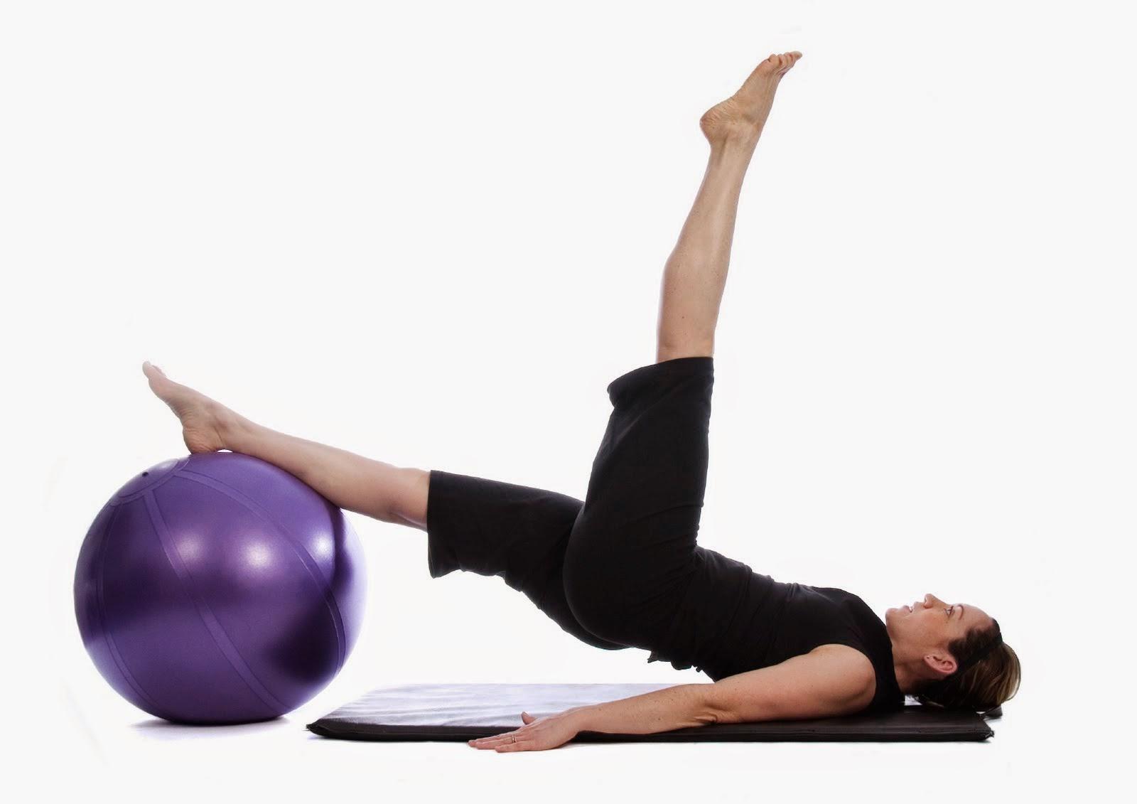 El Pilates para estar en forma
