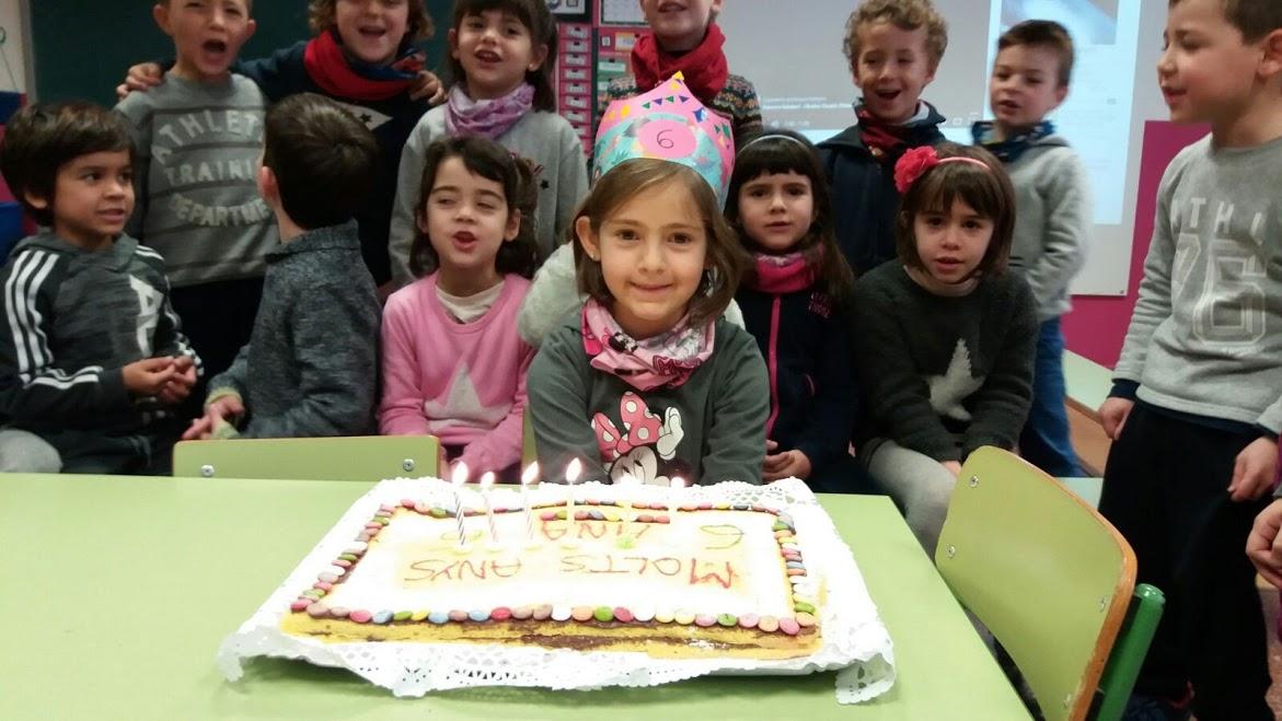 N'Ana ja té 6 anys!!