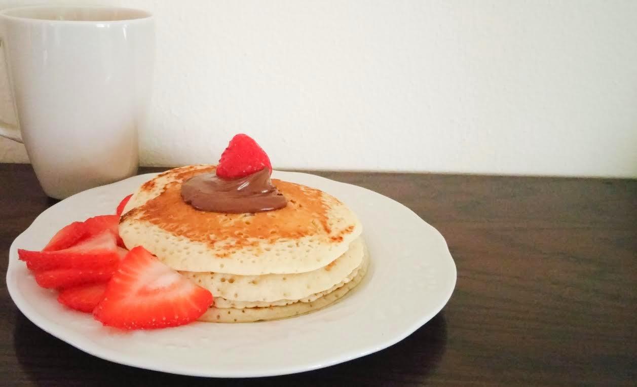 ricetta pancake light