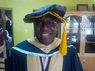 Kenny Ogunbe receives doctorate honour