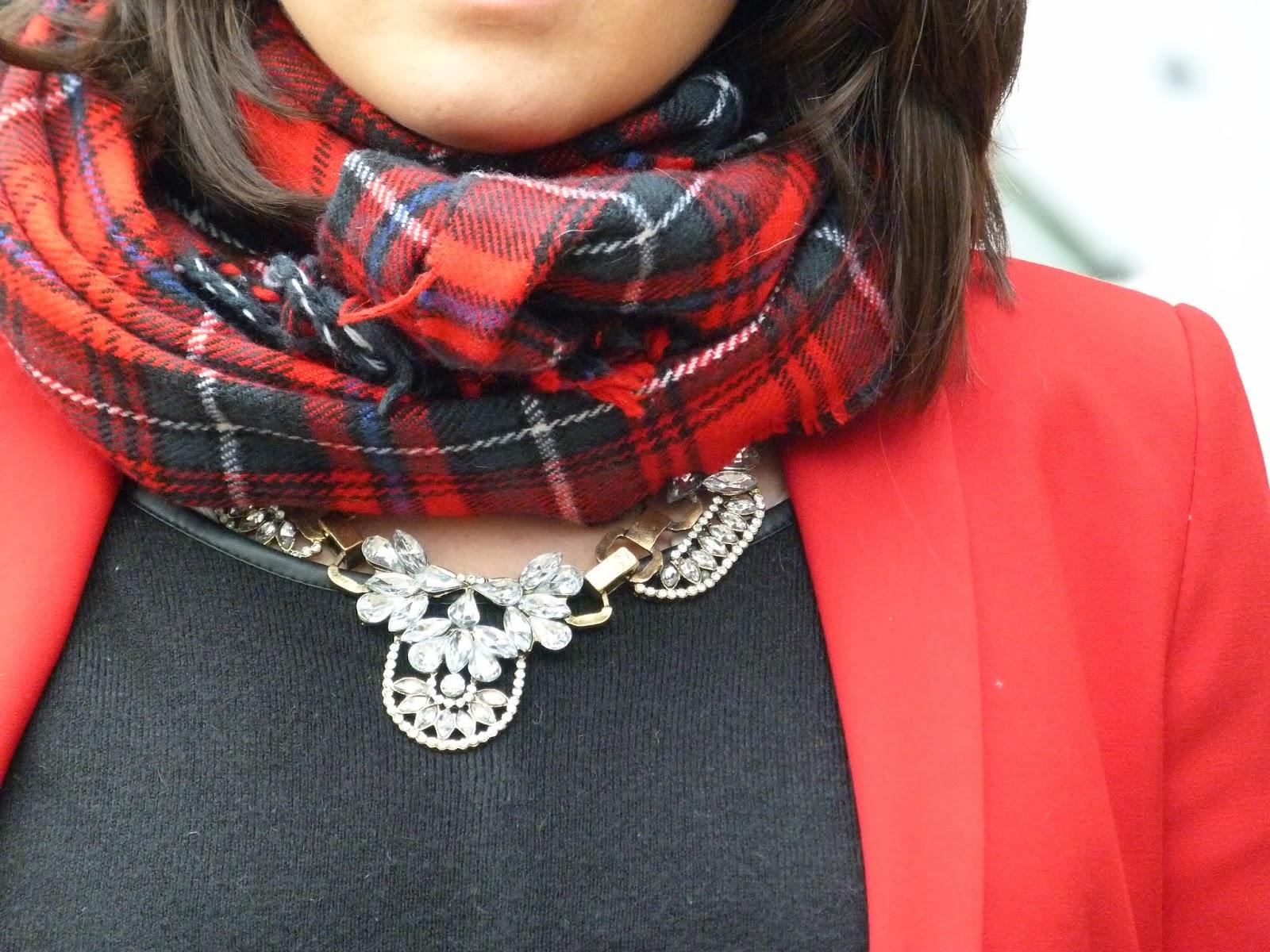blazer roja 5