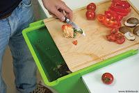 Cocina-Huerta Ecologica