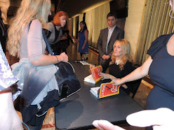 J.K. Rowling in NYC