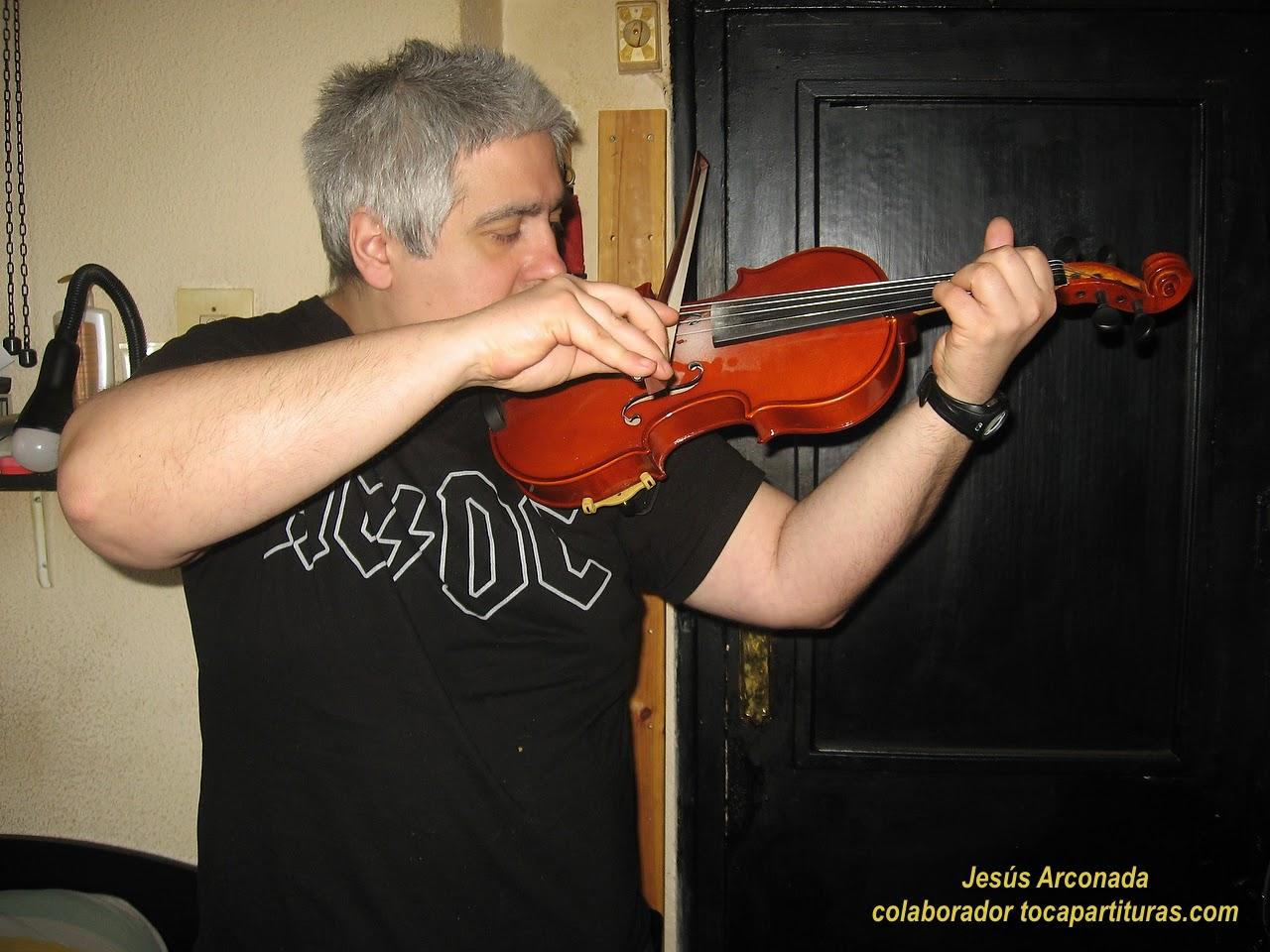 Marcar los trastes en un violín de forma manual, arreglar el clavijero de un violín de forma casera, Cómo marcar la cantidad de arco que usáis en vuestro violín