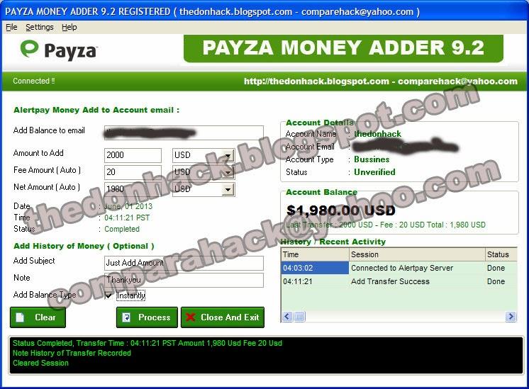 payza money adder online dating