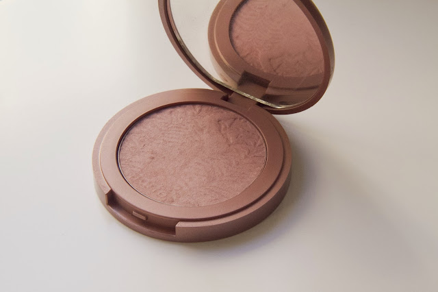 Tarte Amazonian Clay Blush. Exposed.