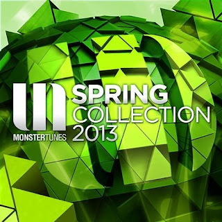 capa Download – Monster Tunes   Spring Collection – 2013