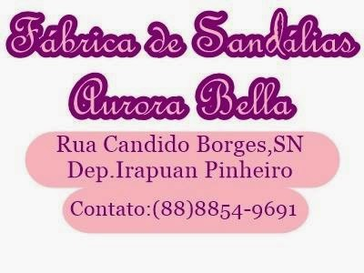 Fábrica de Sandálias Aurora Bella