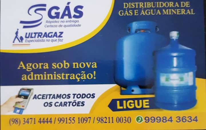 SS Gás - Ligou chegou