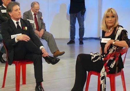 Gemma e giorgio trono over