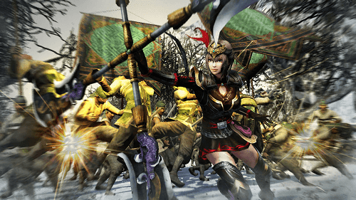 Dynasty Warriors 8 Xtreme Legends PC 2