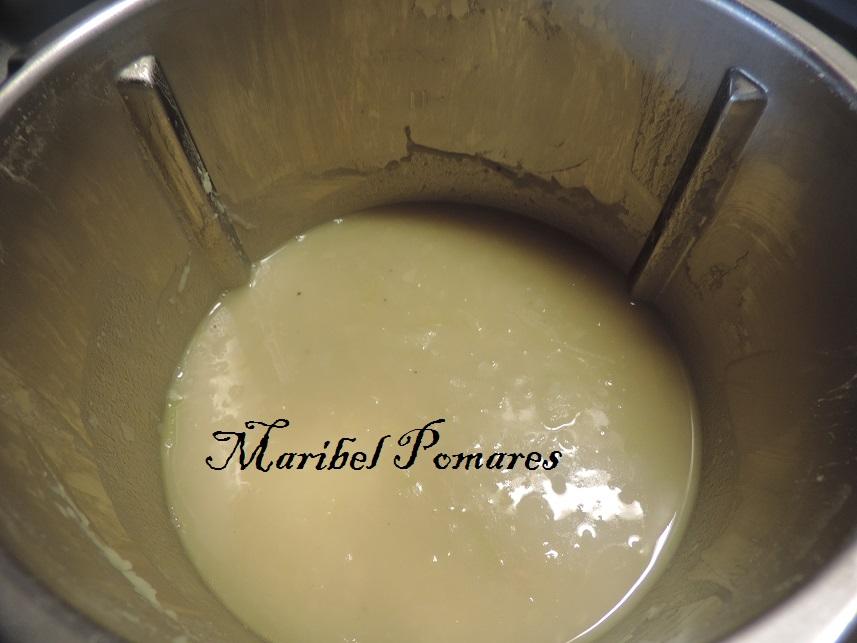 Cocinando con maribel crema bretona for Cocinar 7 mares