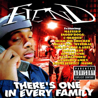 Fiend – There's One In Every Family (CD) (1998) (FLAC + 320 kbps)