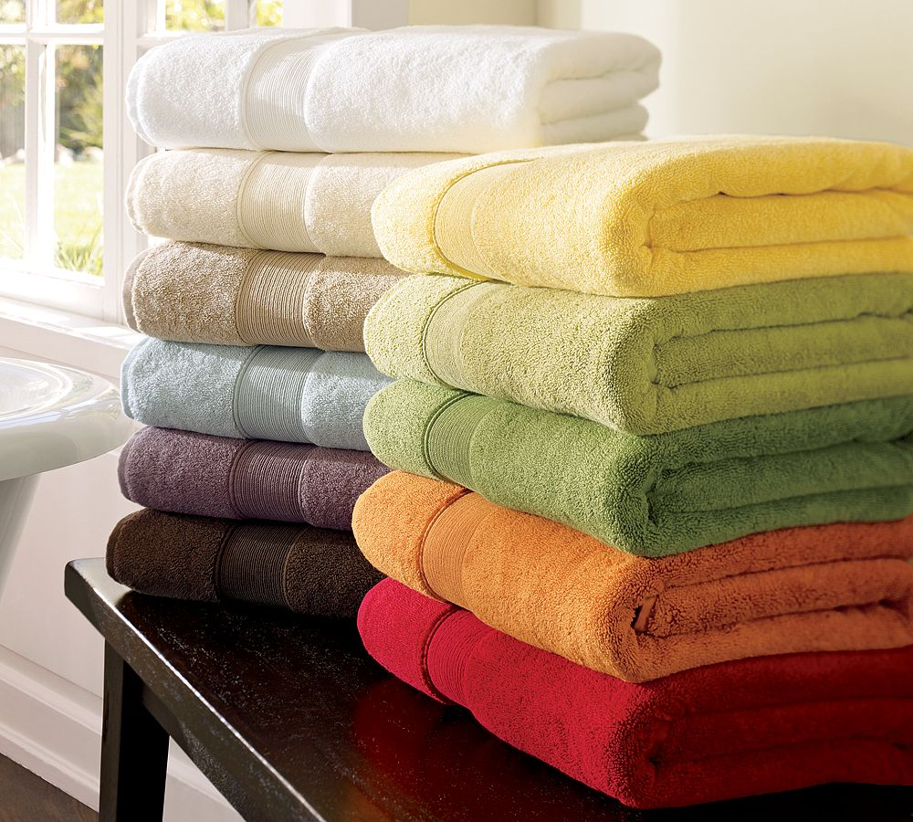 dreamy spaces tuesday tips 9 splurge worthy luxuries for With best pottery barn towels