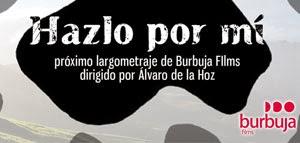 Diseño de promocíon de Hazlo por mí, de Álvaro de la Hoz