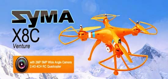 Syma X5SC Quadcopters