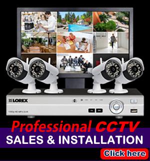 CCTV Camera Installers in Lagos