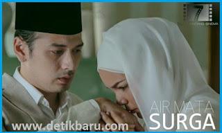 Dewi Sandra dan Richard Kevin di Film Air Mata Surga