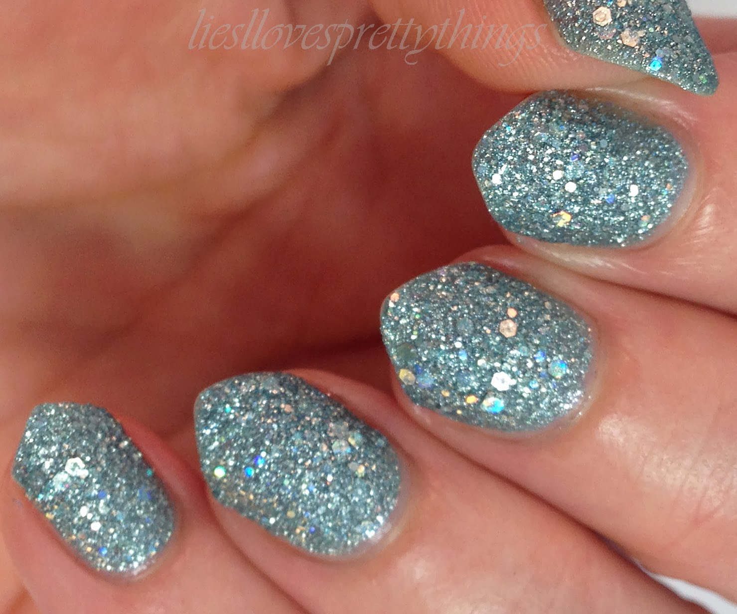 Zoya Magical PixieDusts Vega swatch and review