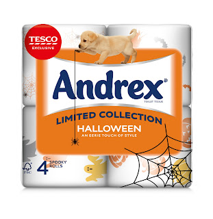Halloween Toilet Roll From Andrex