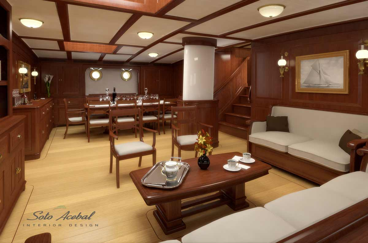 Wonderful Yacht Interior Designs in Wood 1200 x 792 · 73 kB · jpeg