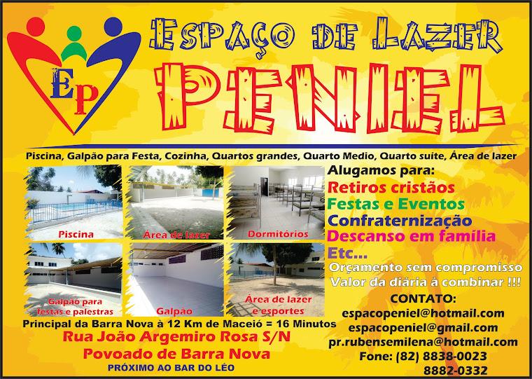 ESPAÇO DE LAZER PENIEL