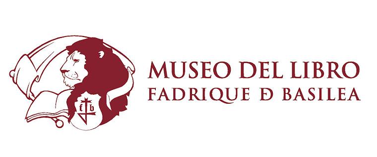 GAREX MUSEO DEL LIBRO FADRIQUE DE BASILEA