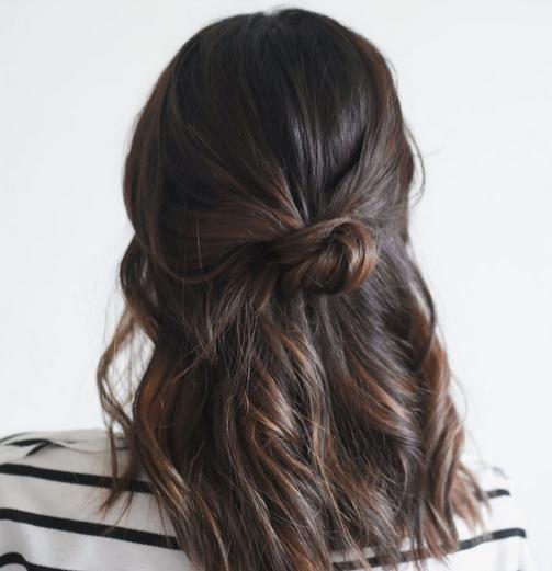 5 model rambut gelombang cewek terbaru