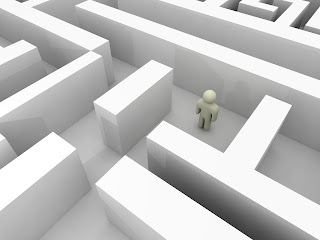 Lost In a Maze