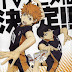 HAIKYU!! manga tentang vollyball akan diadaptasi jadi anime