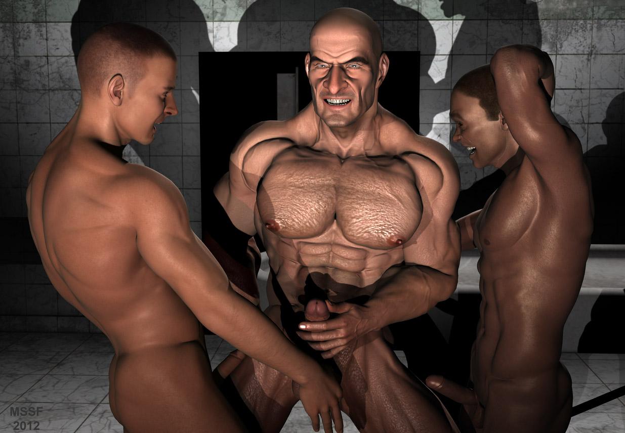 Muscular 3d porn gallery pornos tubes