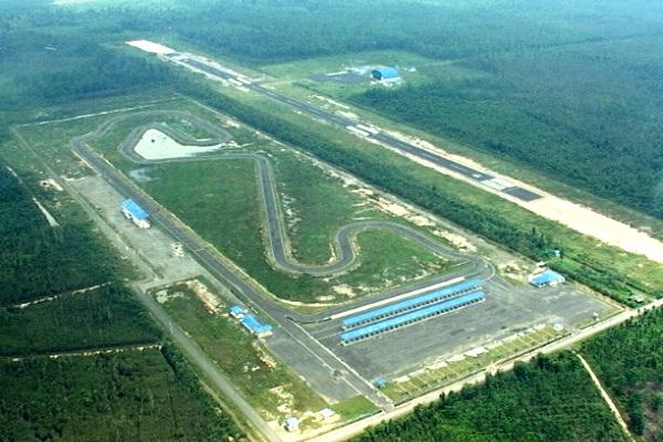 Lapangan Terbang. ZonaAero