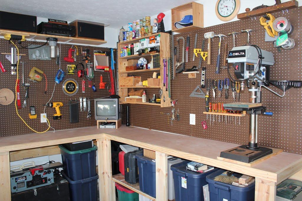 Eriks 16 Commandment Of Garage Workshops