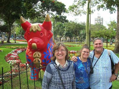Parque Jonh Kennedy, Miraflores, Lima, Perú, La vuelta al mundo de Asun y Ricardo, round the world, mundoporlibre.com