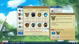 Quest atau Misi di dalam Game Online Lost Saga Indonesia