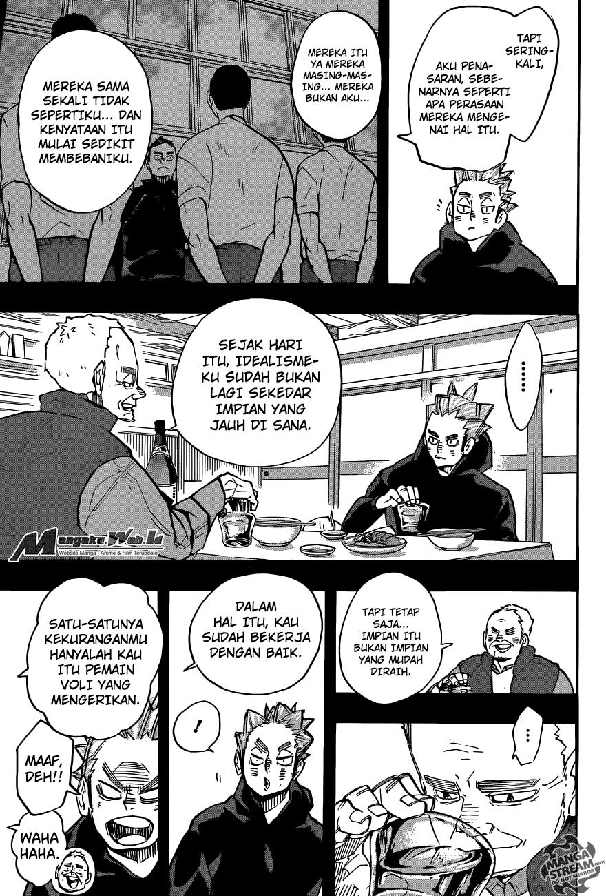 Haikyuu!! Chapter 247-3